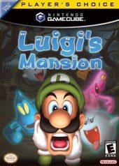 Box shot of Luigi's Mansion [North America]