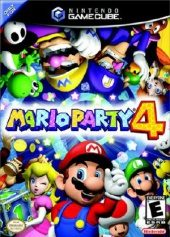 Box shot of Mario Party 4 [North America]