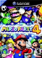 Box shot of Mario Party 4 [North America]