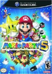 Box shot of Mario Party 5 [North America]