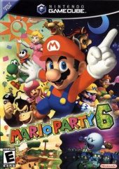 Box shot of Mario Party 6 [North America]