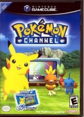 Box shot of Pokémon Channel [North America]