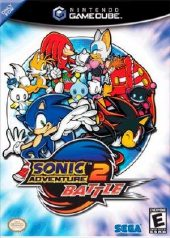 Box shot of Sonic Adventure 2: Battle [North America]