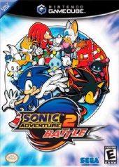 Box shot of Sonic Adventure 2: Battle [North America]