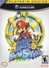 Box shot of Super Mario Sunshine [North America]