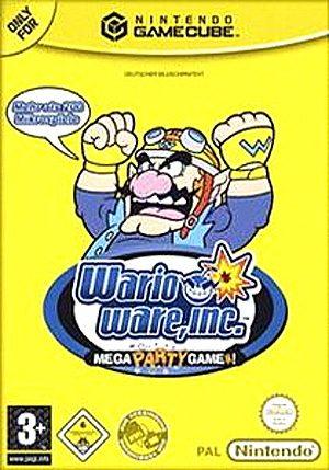 WarioWare, Inc.: Mega Party Game$ - GC - NTSC-U (North America)