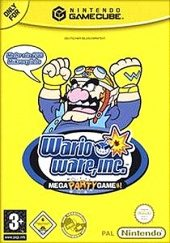 WarioWare, Inc.: Mega Party Game$ (North America Boxshot)