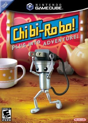 Chibi-Robo - GC - NTSC-U (North America)