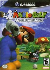 Box shot of Mario Golf: Toadstool Tour [North America]