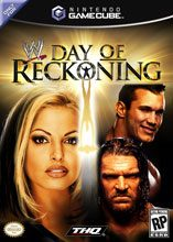 Box shot of WWE Day of Reckoning [North America]