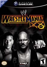 Box shot of WWE WrestleMania X8 [North America]