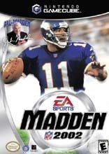 Madden NFL 2002 - GC - NTSC-U (North America)