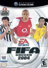 Box shot of FIFA Soccer 2004 [North America]