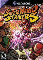 Box shot of Super Mario Strikers [North America]