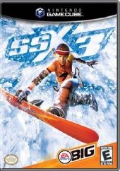 Box shot of SSX 3 [North America]