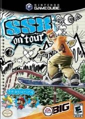 Box shot of SSX On Tour [North America]