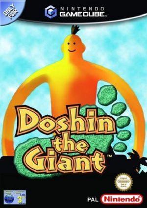 Doshin the Giant - GC - PAL (Europe)