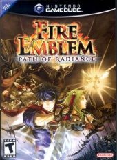Box shot of Fire Emblem: Path of Radiance [North America]