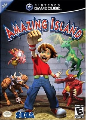 Amazing Island - GC - NTSC-U (North America)