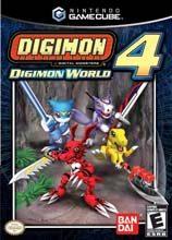Box shot of Digimon World 4 [North America]