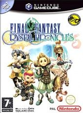 Final Fantasy Crystal Chronicles PAL (Europe) front boxshot