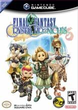 Final Fantasy Crystal Chronicles NTSC-U (North America) front boxshot