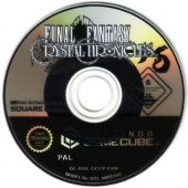 Final Fantasy Crystal Chronicles PAL (Europe) media box shot