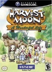 Box shot of Harvest Moon: A Wonderful Life [North America]