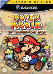 Box shot of Paper Mario: The Thousand-Year Door [North America]