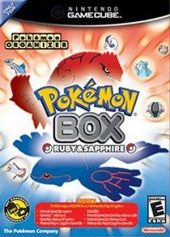 Box shot of Pokémon Box: Ruby & Sapphire [North America]