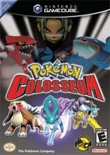 Box shot of Pokémon Colosseum [North America]