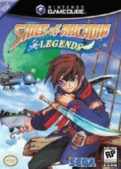 Box shot of Skies of Arcadia Legends [North America]
