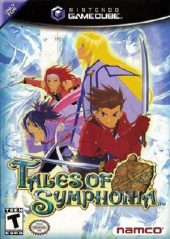 Box shot of Tales of Symphonia [North America]