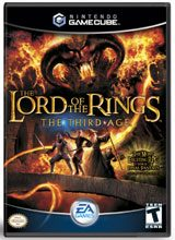 Box shot of The Lord of the Rings: The Third Age [North America]