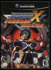 Box shot of Mega Man X: Command Mission [North America]