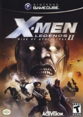 Box shot of X-Men Legends II: Rise of Apocalypse [North America]