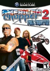 Box shot of American Chopper 2: Full Throttle [North America]