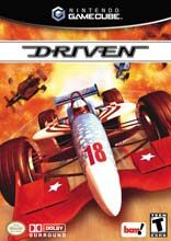 Box shot of Driven [North America]