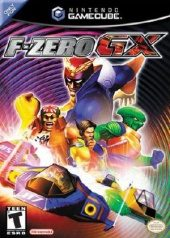 Box shot of F-Zero GX [North America]