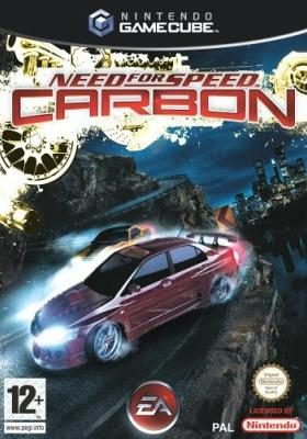 Need For Speed Carbon - GC - PAL (Europe)