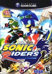 Box shot of Sonic Riders [North America]