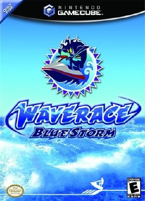 Wave Race: Blue Storm - GC - NTSC-U (North America)