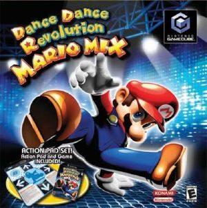 Dance Dance Revolution: Mario Mix - GC - NTSC-U (North America)