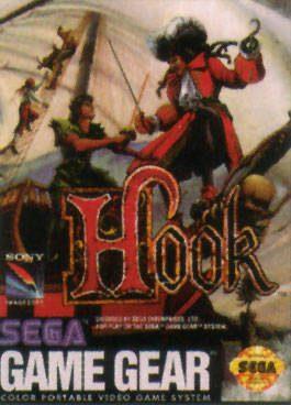 Hook - GAMEGEAR - NTSC-U (North America)
