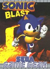 Box shot of Sonic Blast [North America]