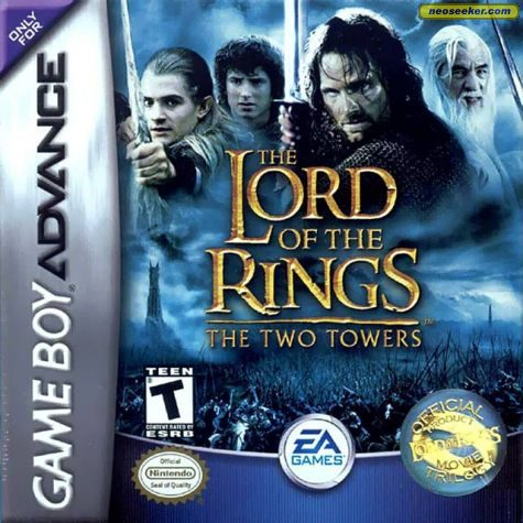 rings two the of lord 2 the towers
