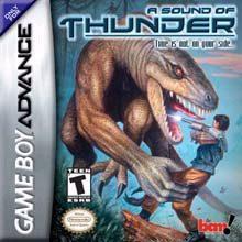 A Sound of Thunder - GBA - NTSC-U (North America)