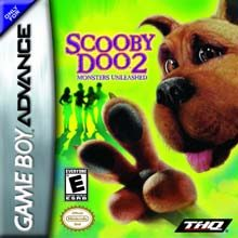 Scooby-Doo 2: Monsters Unleashed - GBA - NTSC-U (North America)