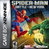 Box shot of Spider-Man: Battle for New York [North America]