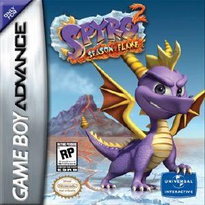 Spyro 2: Season of Flame - GBA - NTSC-U (North America)